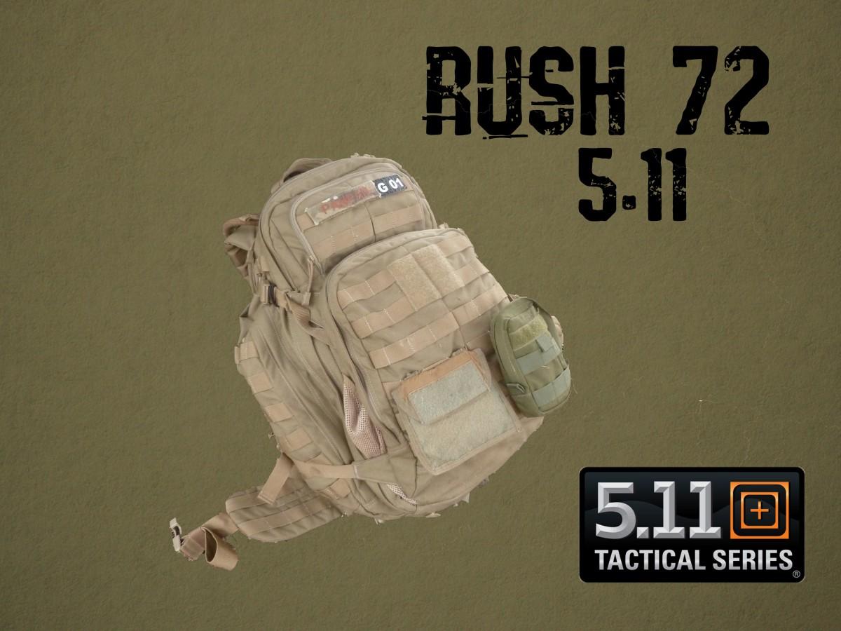 Sac à dos Rush 72